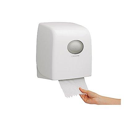 AQUARIUS Handtuchspender 6953 34,3x31,8x19,1cm Kunststoff weiß