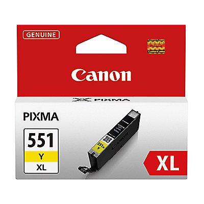 Canon Tintenpatrone CLI551XLY 6446B001 11ml gelb