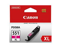 Canon Tintenpatrone CLI551XLM 6445B001 11ml magenta
