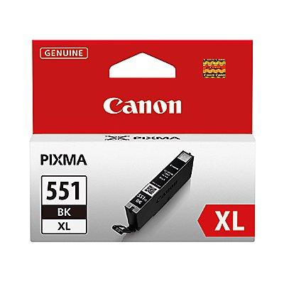 Canon Tintenpatrone CLI551XLBK 6443B001 11ml schwarz