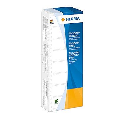 HERMA Endlosetikett 8163 101,6x48,4mm weiß 2.000 St./Pack.