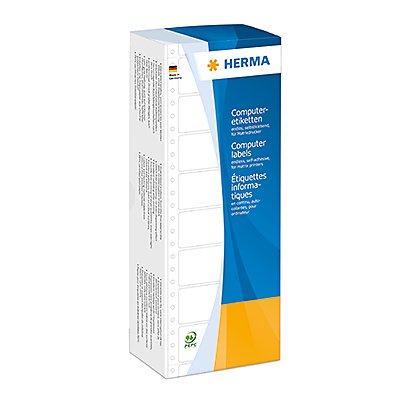 HERMA Endlosetikett 8204 88,9x48,4mm weiß 3.000 St./Pack.