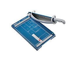 DAHLE Hebelschneider 00561-21285 265x440mm DIN A4 35Bl. Metall blau