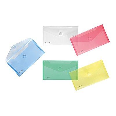 FolderSys Sammelhülle  DIN lang  10 St./Pack.