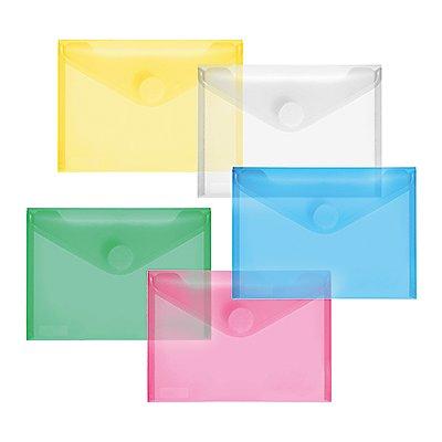 FolderSys Sammelhülle  DIN A6 quer  10 St./Pack.