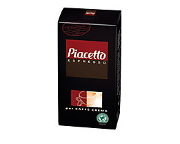 Piacetto Kaffee 90735 Caffe Crema ganze Bohne 1.000g