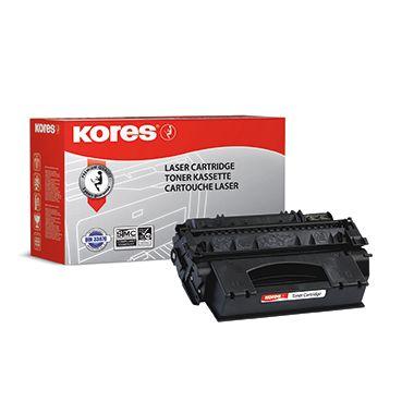 Kores Toner G1128HCRB wie HP Q5949X 49X 6.000Seiten schwarz