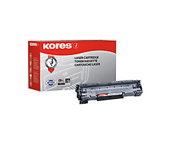 Kores Toner G1211RB wie HP CB436A 36A 2.000Seiten schwarz