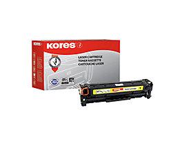 Kores Toner G1218RBG wie HP CC532A 304A 2.800Seiten gelb