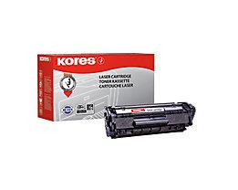Kores Toner G1114RB wie HP Q2612A 12A 2.000Seiten schwarz