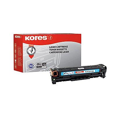 Kores Toner G1218RBB wie HP CC531A 304A 2.800Seiten cyan