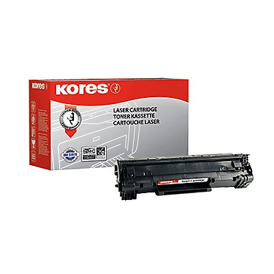 Kores Toner G1230RB wie HP CE278A 78A 2.100Seiten schwarz