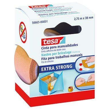 tesa Bastelband 56665-00001 38mmx2,75m PVC