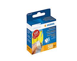 HERMA Klepepad 1070 12x17mm weiß 500 St./Pack.