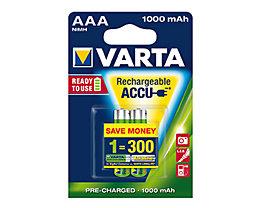Varta Akku Ready2Use      2 St./Pack.