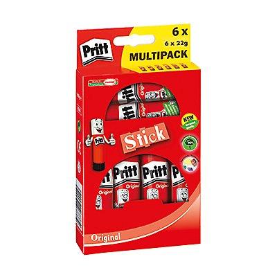 Pritt Klebestift PS6BF 22g Kunststoffhülse 6 St./Pack.