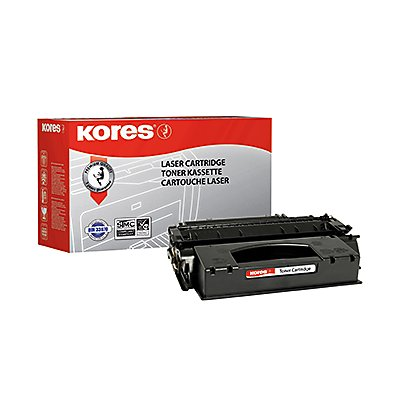Kores Toner G1207HCRB wie HP Q7553X 53X 7.000Seiten schwarz