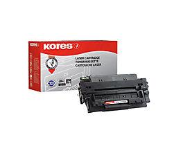 Kores Toner G1222RB wie HP CE255A 55A 6.000S. schwarz