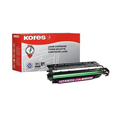 Kores Toner G1223RBR wie HP CE263A 648A 11.000S. magenta