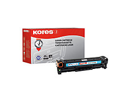 Kores Toner G1233RBB wie HP CE411A 305A 2.600Seiten cyan