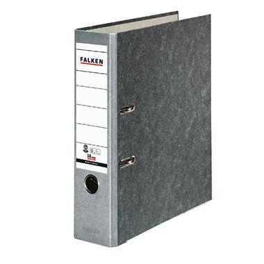 Falken Ordner S80 DIN A4 80mm RC Pappe