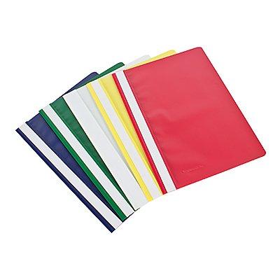 Soennecken Schnellhefter 2970 DIN A4 farbig sortiert 10 St./Pack.