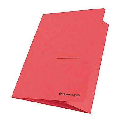 Soennecken Sammelmappe DIN A4 3Klappen Karton