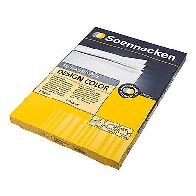Soennecken Farblaserpapier Design Color 5601 DIN A3 ws 250Bl./Pack.