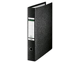 Leitz Ordner 10660000 DIN A5 quer 56mm Hartpappe schwarz