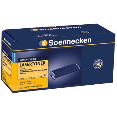 Soennecken Toner 81047 Gr.1203C wie HP Q6003A magenta