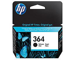 HP Tintenpatrone CB316EE#BA1 Nr.364 240Seiten 6ml schwarz
