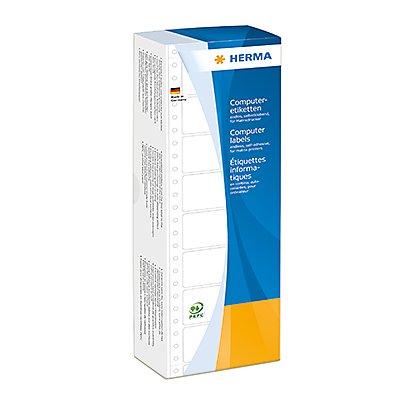 HERMA Endlosetikett 8207 68,6x35,7mm weiß 4.000 St./Pack .