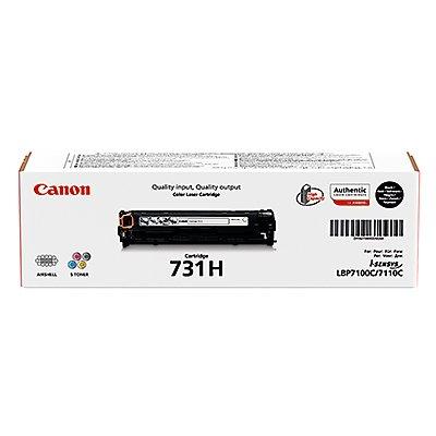 Canon Toner 731HBK 6273B002 2.400Seiten schwarz
