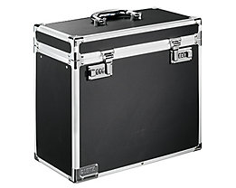 Leitz Hängebox 67160095 DIN A4 max. 15Mappen schwarz/chrom