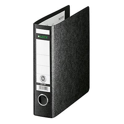 Leitz Ordner 10650000 DIN A5 56mm Hartpappe schwarz
