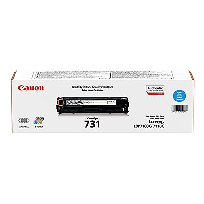 Canon Toner 731C 6271B002 1.500Seiten cyan