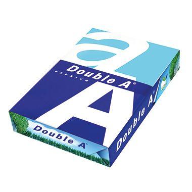 Double A Kopierpapier  DIN A4 80g weiß  Bl./Pack.