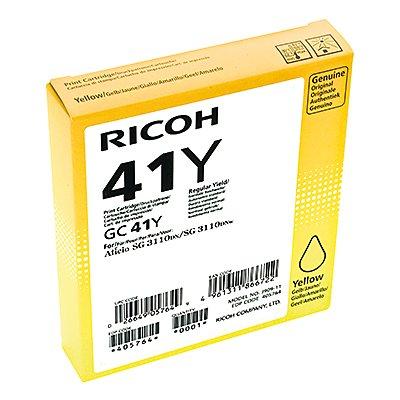 Ricoh Gelpatrone 405764 GC-41Y 2.200Seiten gelb