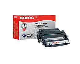 Kores Toner G1222HCRB wie HP CE255X 55X 12.500Seiten schwarz