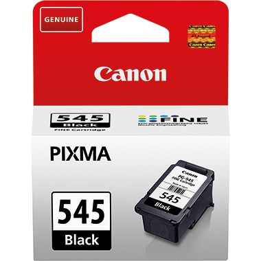 Canon Tintenpatrone PG545 8287B001 8ml 180Seiten schwarz