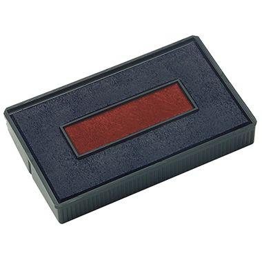 COLOP Ersatzkissen E200/2 107108 blau/rot