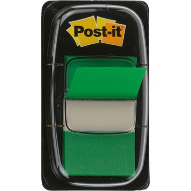 Post-it Haftstreifen Index Standard 25,4x43,2mm 50Blatt PES