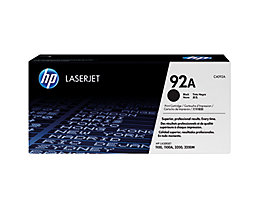 HP Toner C4092A 92A 2.500Seiten schwarz