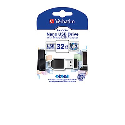 Verbatim USB Stick OTG 49822 32GB
