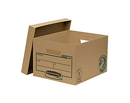 Bankers Box Archivbox Earth Series 4472401 Karton braun