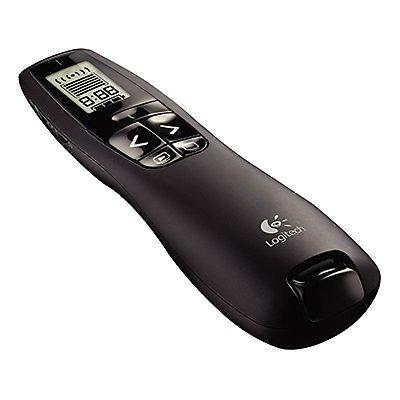 Logitech Laserpointer Wireless Presenter R700 910-003507 schwarz