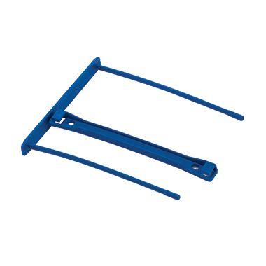 Bankers Box Abheftbügel ProClip 0089801 100mm blau 50 St./Pack.