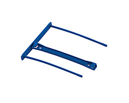 Bankers Box Abheftbügel ProClip 0089801 100mm blau 50 St./Pack.