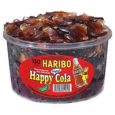 HARIBO Fruchtgummi Happy Cola 379982 150 St./Pack.