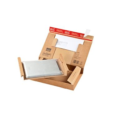 ColomPac Kartoneinlage FIXTRAY FT140.003 Tablet 230x165mm br